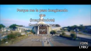Chino y Nacho - Andas en mi cabeza ft Daddy Yankee LETRA (SONG LYRICS)