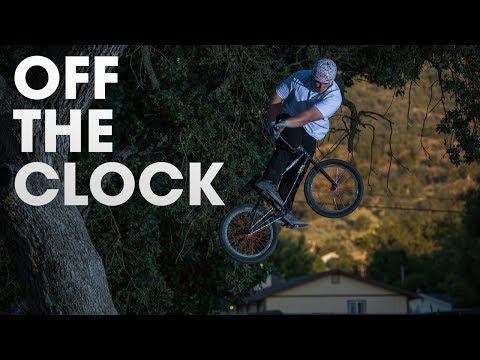 Off The Clock: Jon Henderson