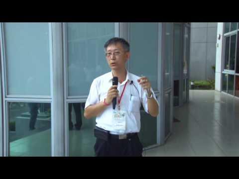 105節約能源績優觀摩研討會-南臺科技大學 (現場實地觀摩)