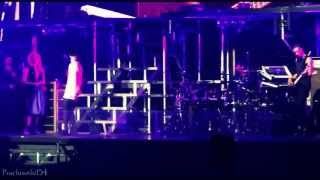 *2013* Justin Bieber - Rock City (Rap) Live HD