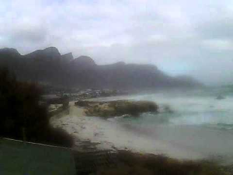Timelapse Video – Glen Beach & Camps Bay – 24/06/2011
