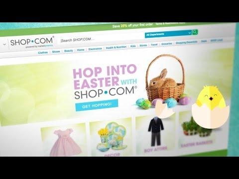 Hop Into Easter with SHOP.COM