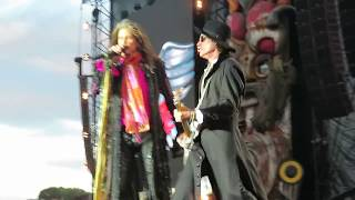 "Aerosmith at Download Festival 2017 ""Let the Music Do the Talking"""