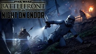 STARS WARS BATTLEFRONT 2 – Night On Endor Trailer - PS4/XBOX/PC (2018)