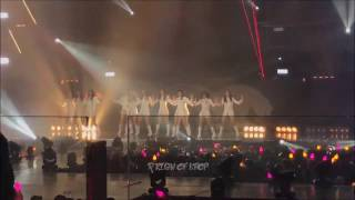 I.O.I (아이오아이) DREAM GIRLS @ Time Slip Concert Day 1 [fancam]