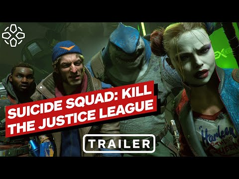Suicide Squad: Kill The Justice League – DC FanDome előzetes