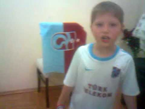 Trabzonspor marşı böyle söylenir..
