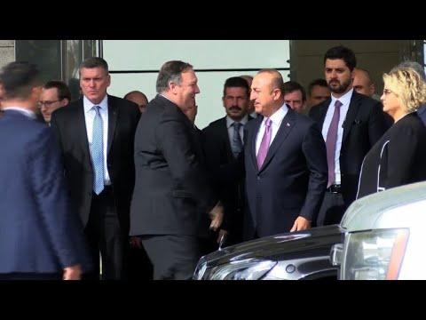 بومبيو التقى اردوغان وواشنطن حذرة ازاء تقارير جديدة عن مقتل خاشقجي