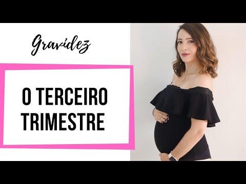 O terceiro trimestre, estamos na reta final! | Diário de gravidez