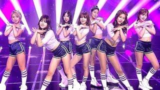 AOA(에이오에이) - 심쿵해(Heart Attack) @인기가요 Inkigayo 20150705