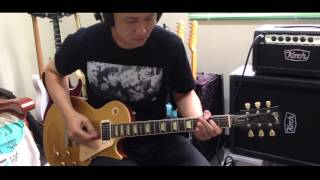 B'z-Friction-Lap 2-cover by 丸