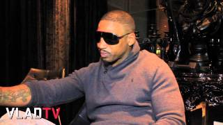 Stevie J Talks Past Relationship With Eve