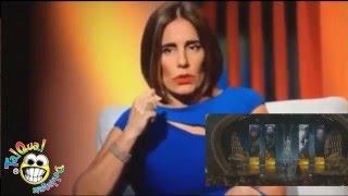 Glória Pires perdida no Oscar - Paródia Tal Qual Dublagens