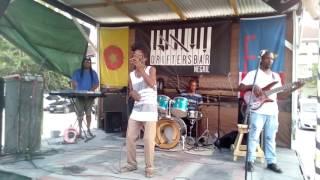 Rocking Ras Live in Negril Jamaica