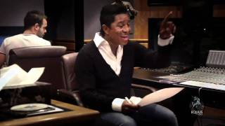 "Jermaine Jackson and Sofia Marikh "" My first , my last,my everything"" English version"