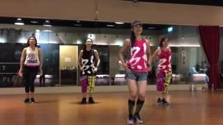 Meneito - Flamenco rhythm  {Zumba Fitness}, Taipei