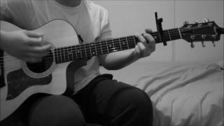 Scandal of Grace - Hillsong United Acoustic Cover - Key A
