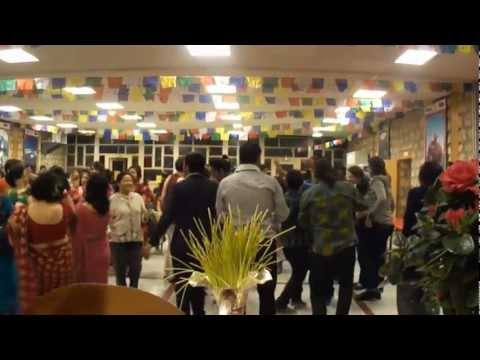 Nepal Embassy Paris, Dashian Program 2012 Part-2