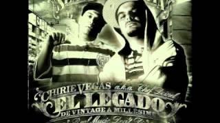 """Chirie Vegas y Sendy """"El Legado"""" (Feat. Marvin Gaye) (Gamberros Pro, 2006) [El Legado]"""