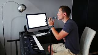Ariana Grande - One Last Time (Mike Watson cover)