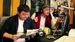 Radio RMF FM od kuchni!