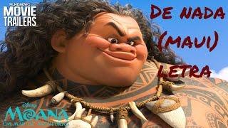 De Nada (Moana) - Letra