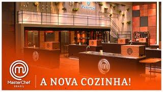 NOVO CENÁRIO REVELADO! | MASTERCHEF BRASIL | ESTREIA 14 DE JULHO