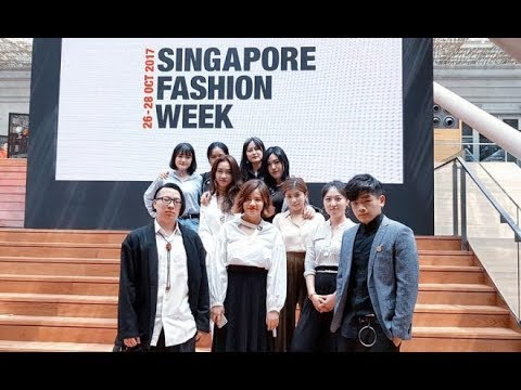 MDIS Graduation Fashion Show @ Singapore Fashion Week 2017