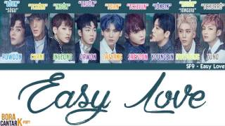Bora cantar Easy Love? - SF9 (Legenda Simplificada)