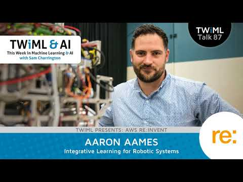 Aaron Ames Interview - Integrative Learning for Robotic Systems