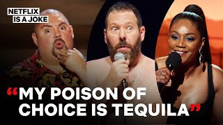 Comedians on Getting Drunk