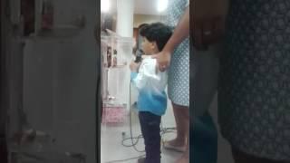 Antônio Benjamin 3 anos louvando - Deus Não Faz Acepção - Léa Mendonça