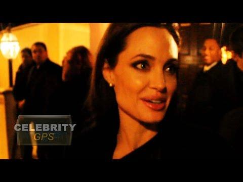 Angelina Jolie files for divorce from Brad Pitt - Hollywood TV