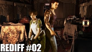 video : DarkFuneral972 RESIDENT EVIL ORIGINS ZERO #02 : Malette mysterieuse en vidéo