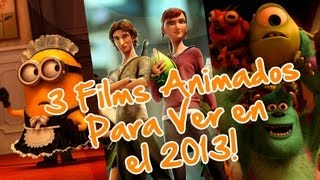 Mejores Películas Animadas 2013!