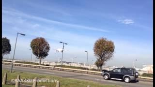 Planespotting Highlights at Heathrow Airport - 05/10/2014