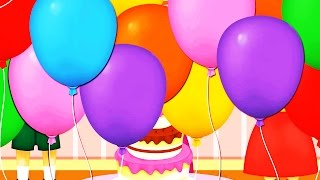 Happy Birthday Song The Real Version - Kids Songs Club Happy Birthday To You KidsSongsClub