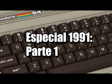 Lunes Commodore: Año 1991 C64