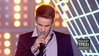 Farkas-Jenser Balázs - You Can Leave Your Hat On(Joe Cocker) - tv2.hu/megasztar