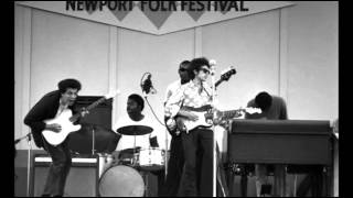 25th July 1965: Bob Dylan goes electric at the Newport Folk Festival