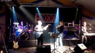 ROXX live Band Oldenburg -Far Away - in Scheps 2012-07-15