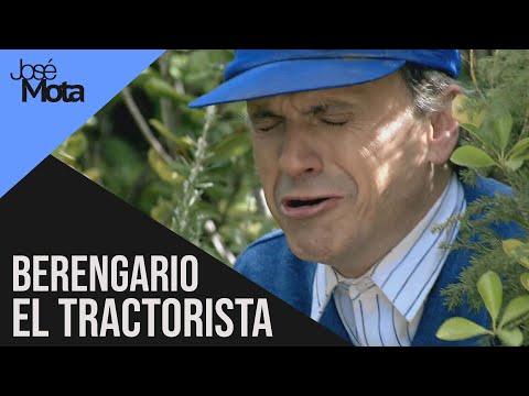 Berengario el Tractorista y las tapas de las alcantarillas   José Mota