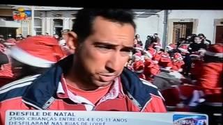 """""""Desfile de Natal/Inauguração da Aldeia dos Sonhos"""" em Loule"""