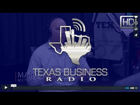 Marcus Wagner - Interviewed on Texas Business Radio