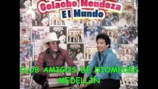 03  HOMBRE PARRANDERO - DIOMEDES DÍAZ & COLACHO MENDOZA (1984 EL MUNDO)