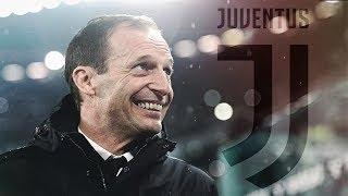 Massimiliano Allegri • Goodbye Juventus (2014-2019)
