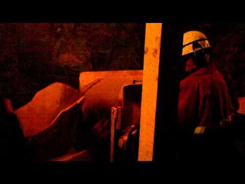 Mucker at Britannia Mine