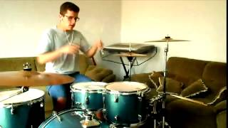 Crossfade - Cold (Drum Cover)
