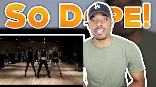 BLACKPINK:BITCH BETTER HAVE MY MONEY'DANCE [REACTION]