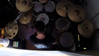 Nickelback - Satellite (Drum Cover)